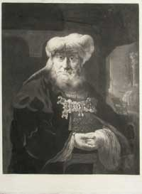 Pether Rembrandt Jew