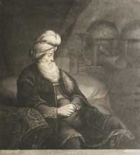 Pether Rembrandt Rabbi