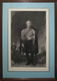 Wagstaff: Portrait of the Duke of Wellington