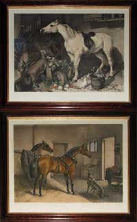 Giles Stable Scenes