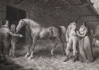 James Ward: Livery Stable